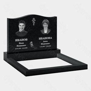 Памятник на могилу Кувшиново Мемориальный комплекс с крестом Клин