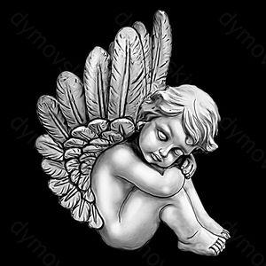 Фото ангелочков на памятник ребёнку